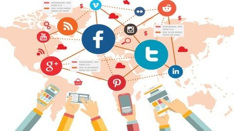 social media marketing compressed - Best Digital Marketing Course Institute in Delhi