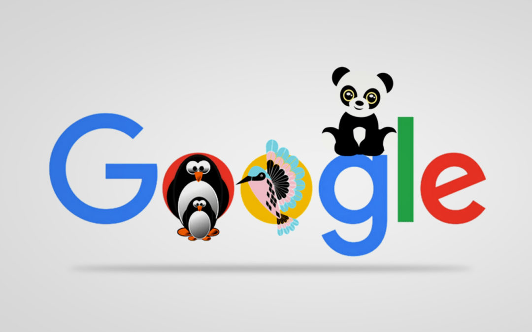 Latest Google Algorithm Updates And Penalties [Panda, Penguin] etc.