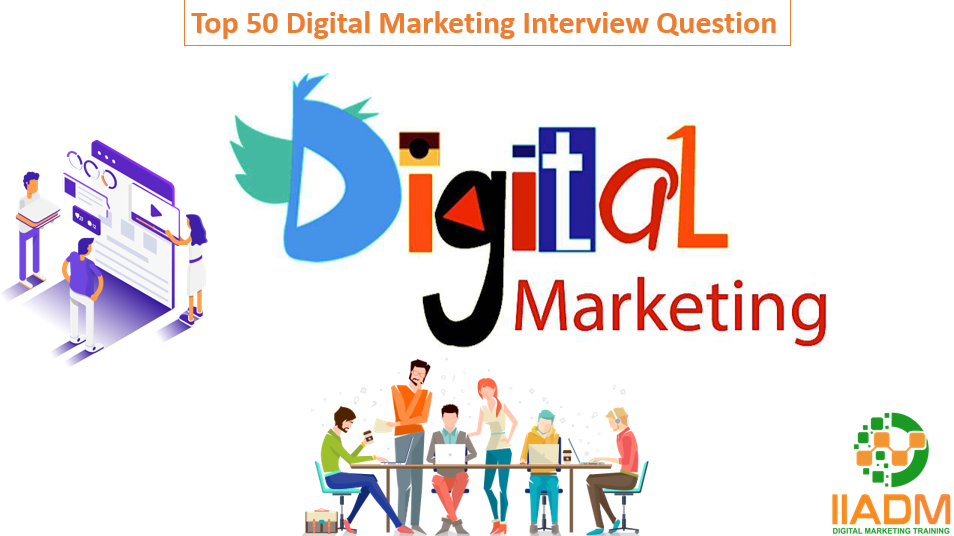 Top 50 Digital Marketing Interview Questions of All time [2019]