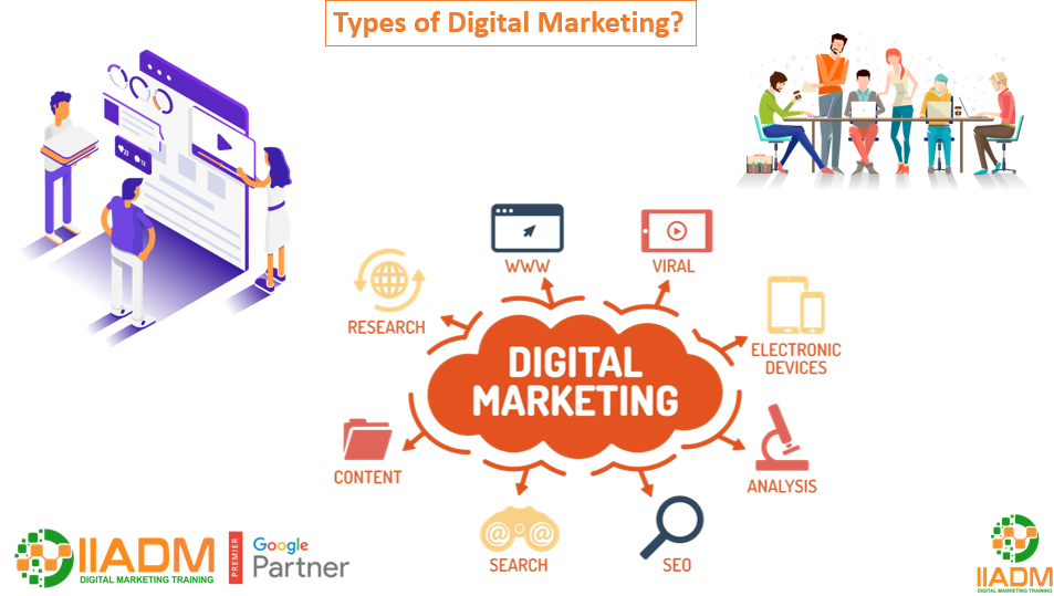 Top 10 Types of Digital Marketing Courses for Better Career Opportunity.