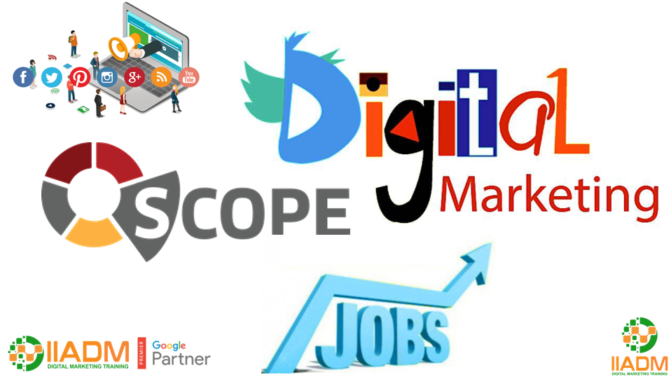 Scope in Digital Marketing: Career | Salary | Jobs Opportunity in [2019].